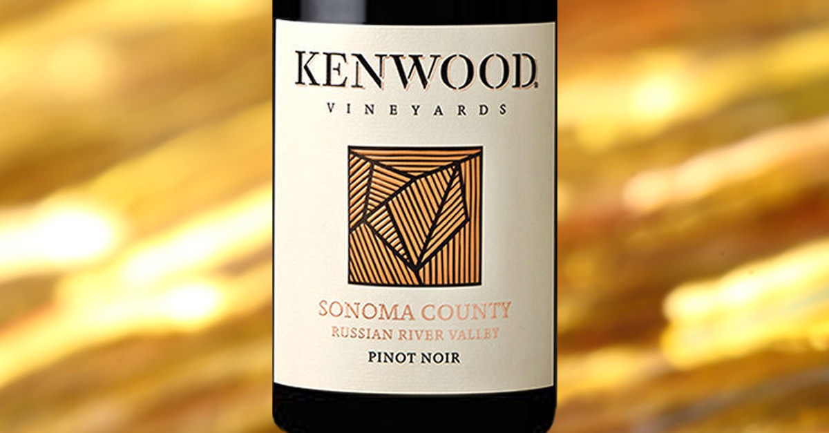 Kenwood Vineyards Russian River Valley Pinot Noir 2014
