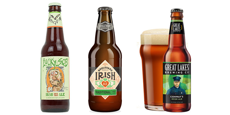 7 Irish-Style American Beers for St. Patrick's Day