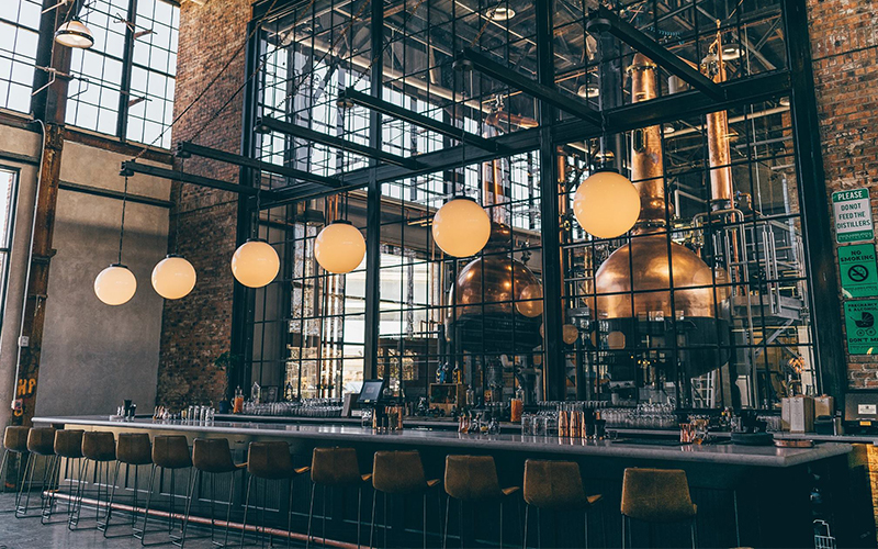 philadelphia distilling best distillery bars