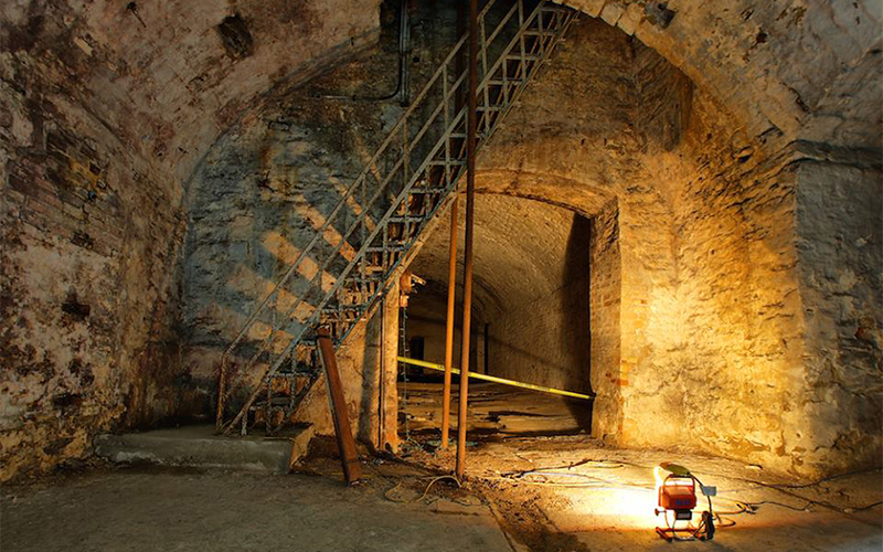 Go Inside The 100 Year Old Beer Tunnels Hidden Under