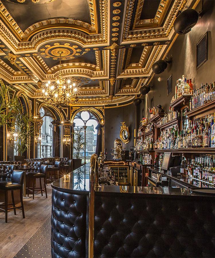 The 9 Best Cocktail Bars in Edinburgh, Scotland
