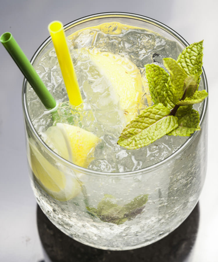 The Best Cocktails to Order at a Basic Wedding Bar Gin and tonic
