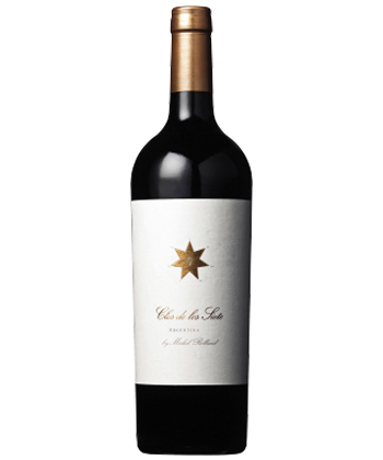 Clos de Los Siete is one of the seven best wines for Memorial Day Weekend barbecues