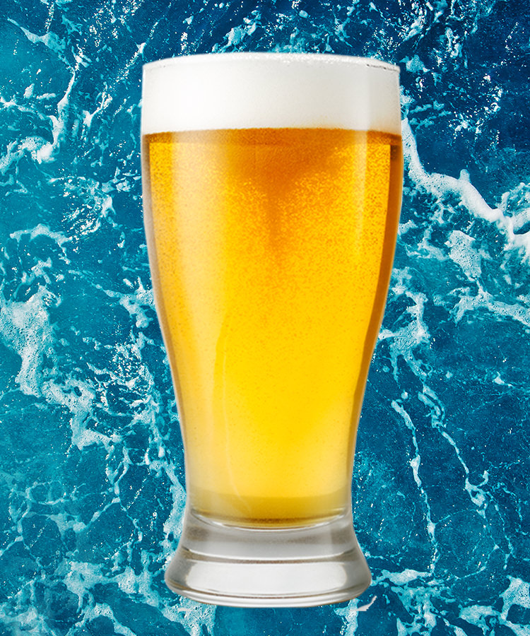 Craft Brewers Explained to Us Why Water Is Actually Beer's Most Important Ingredient