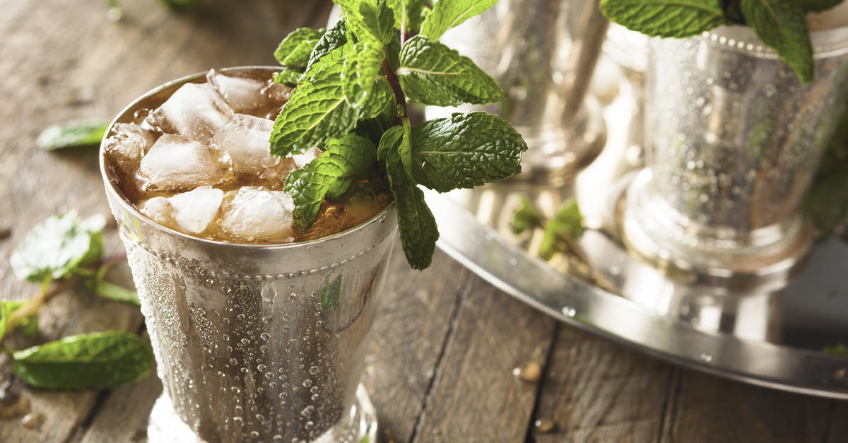 WATCH: Learn How to Make a Mint Julep and a Mint Julep Slushy