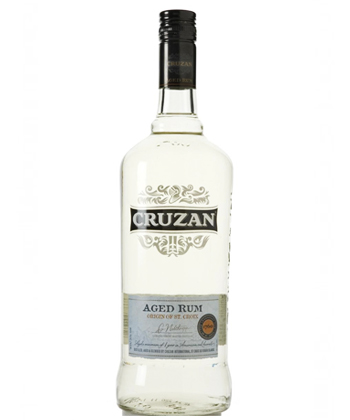 Cruzan is one of the five best rums for mojitos