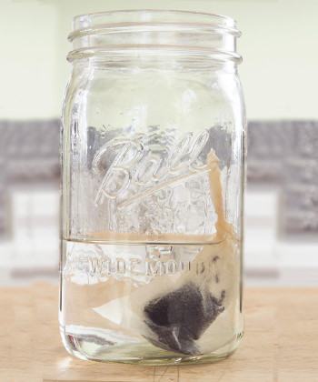 Earl Grey is one ingredient you can infuse your vodka with