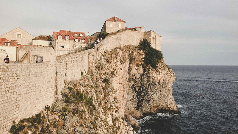 This tour of King's Landing includes vistas like this one