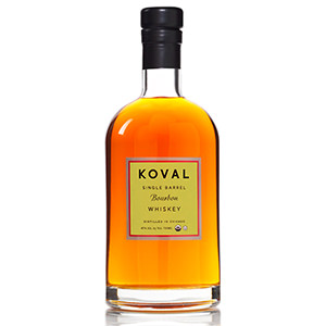 koval is a bourbon not made in kentucky