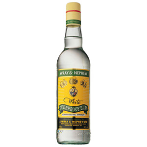 wray nephew overproof is one of the best white rums for daiquiris