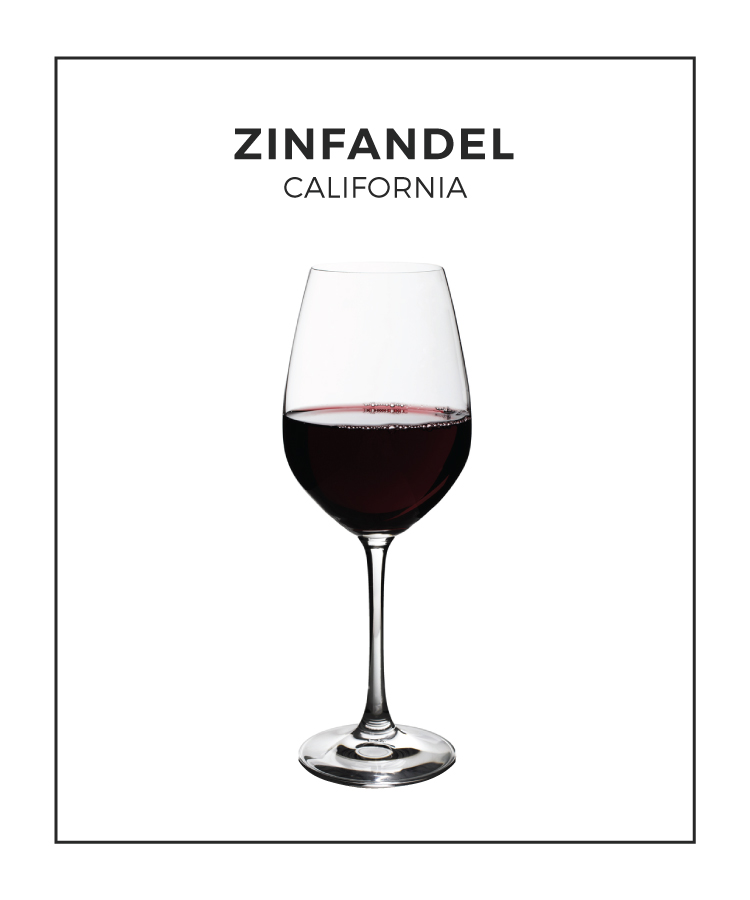 An Illustrated Guide to California Zinfandel
