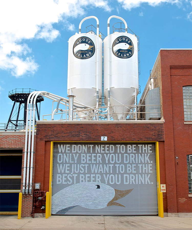 14 Things You Need to Know About Goose Island