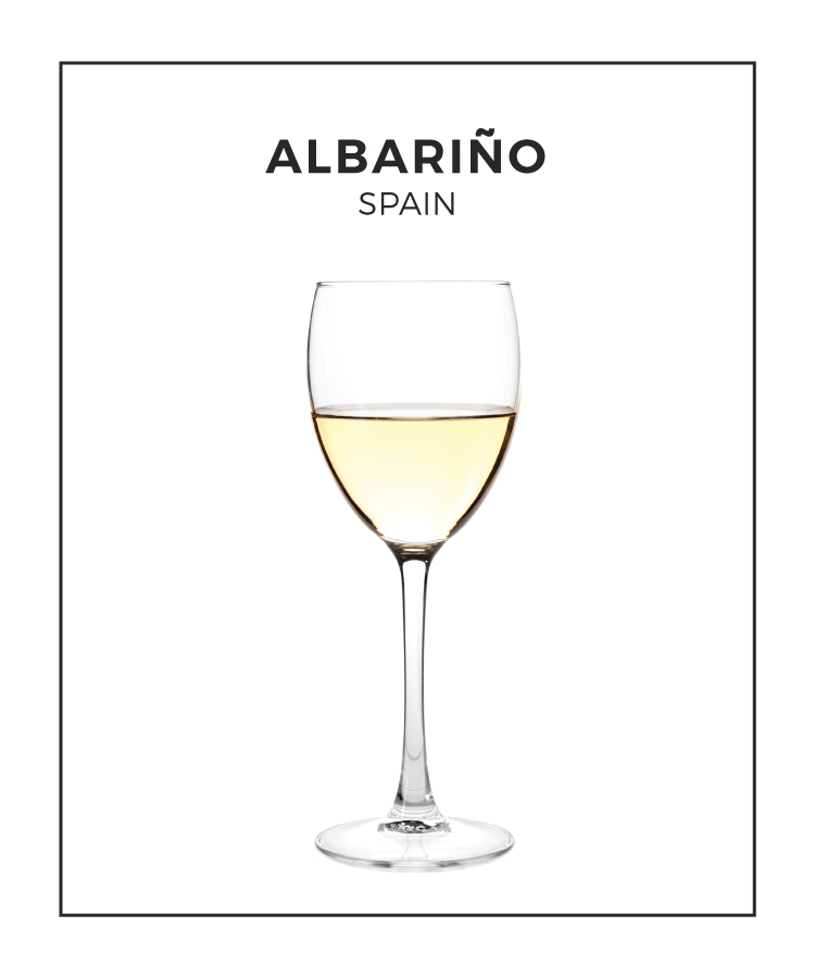 An Illustrated Guide to Albariño from Spain