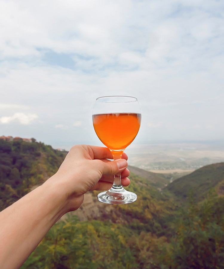 Seven of the Best Orange Wines for Rosé Lovers