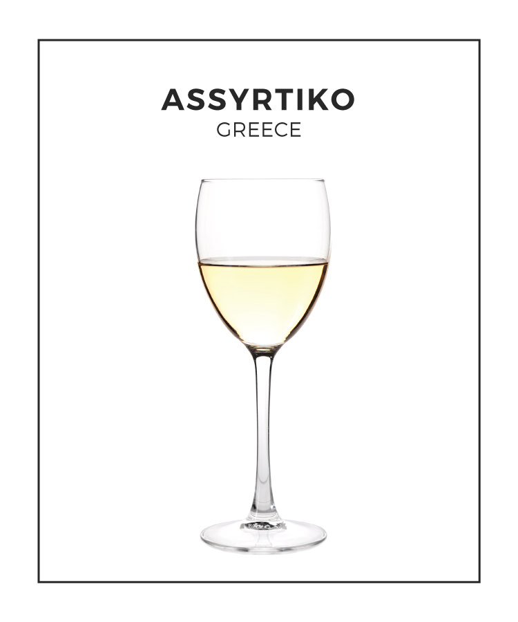 An Illustrated Guide to Assyrtiko From Greece