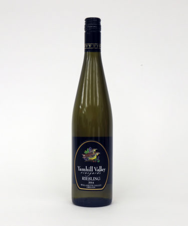 Review: Yamhill Valley Vineyards Riesling 2014