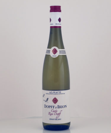 Review: Dopff & Irion 'Cuvée Rene Dopff' Pinot Blanc 2015
