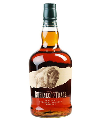 Buffalo Trace is one of the best whiskies for a Boulevardier