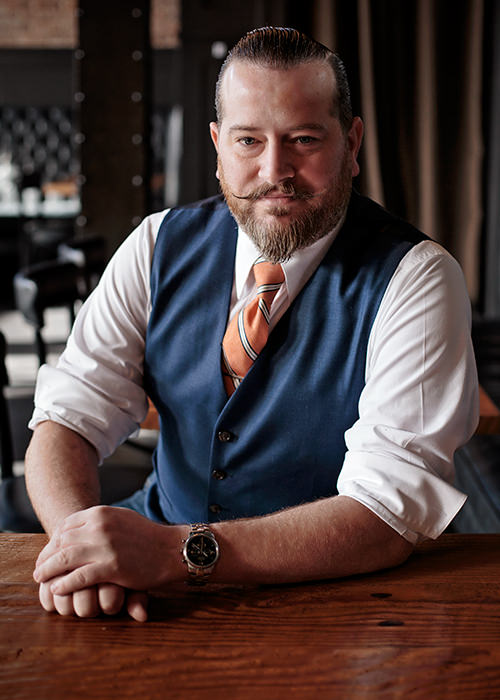 Brandon Clements is one of San Francisco's best bartenders.