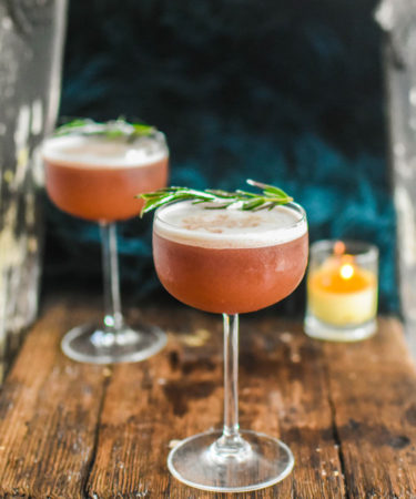 The Ruby Sour Cocktail Recipe