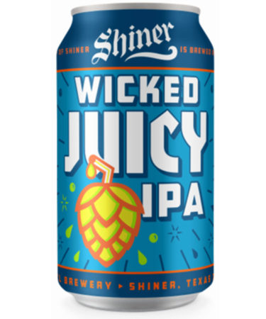 Review: Shiner Wicked Juicy IPA