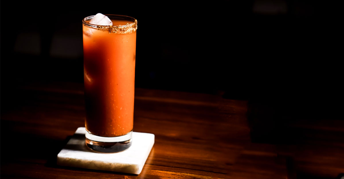 The After-Hours Bloody Maria Recipe