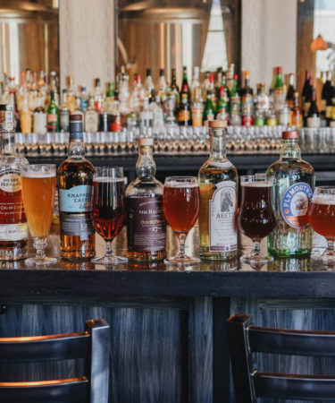Drinking Haute Boilermakers at the World's First Michelin-Starred Brewpub