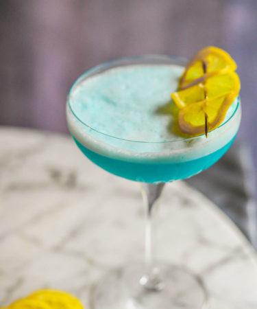 The Blue Lagoon Recipe