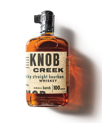 Knob Creek< is one of the Best Bourbons for 2019