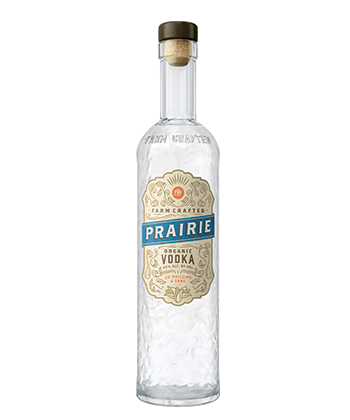 Prairie Organic is one of The 15 Best Vodkas at Every Price Point