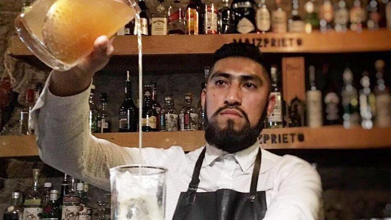 How to drink mezcal according to Oaxacan bartender Aleks Medina