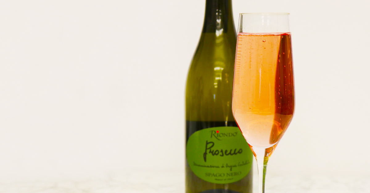 The Rosé All Day is a Prosecco cocktail that pairs well with morning brunches, afternoon happy hour on the patio, and dinner & desserts late into the night.