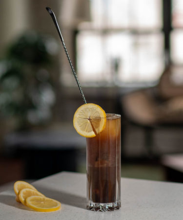 The Spiked Coffee Tonic Recipe