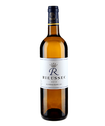 Chateau Rieussec R de Rieussec is one of the 50 best wines of 2019.