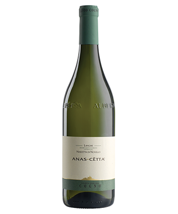 Elvio Cogno Anas-Cetta is one of the 50 best wines of 2019.