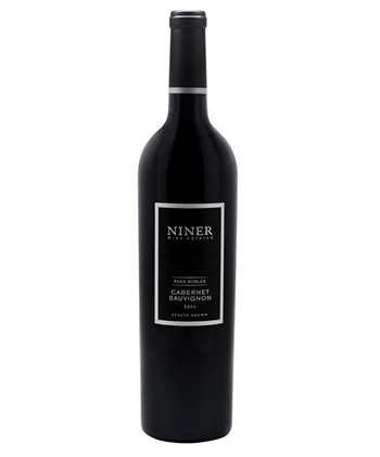 Niner Estates Cabernet Sauvignon is one of the 50 best wines of 2019.