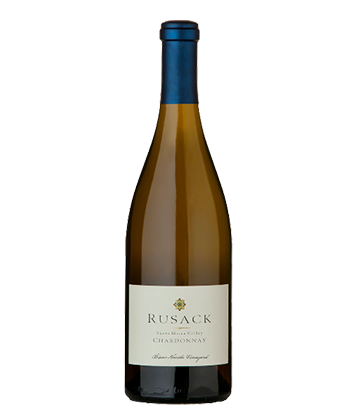 Rusack Vineyards Chardonnay is one of the 50 best wines of 2019.