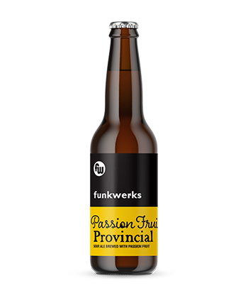 Funkwerks Passionfruit Provincial is one of the 50 best beers of 2019