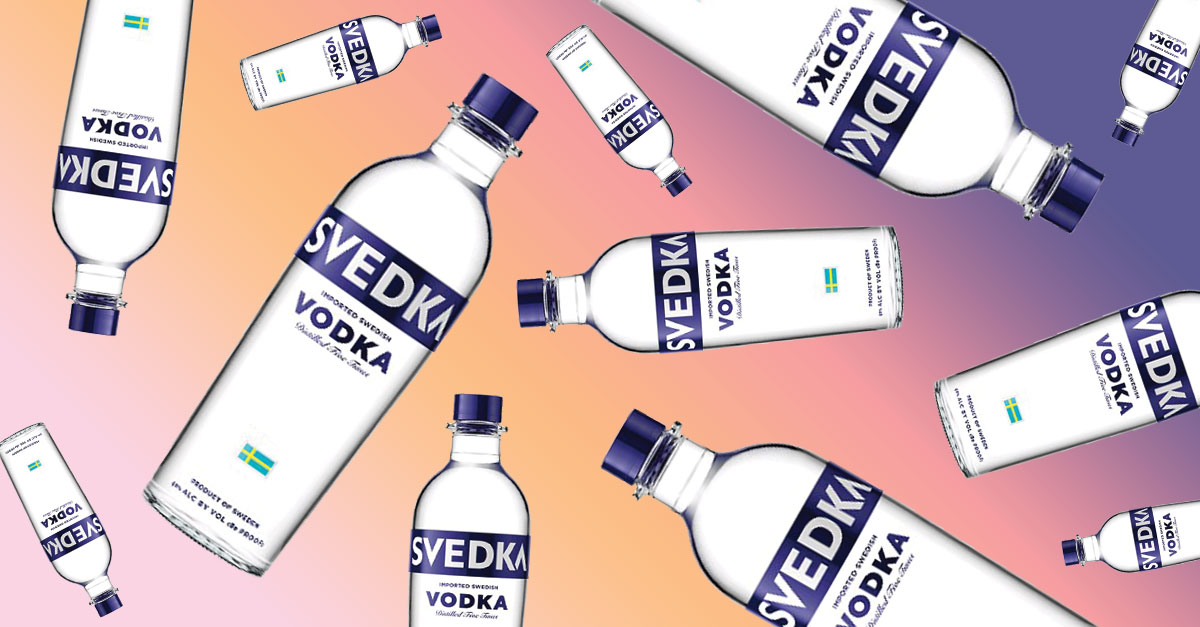 10 Things You Should Know About Svedka Vodka Vinepair