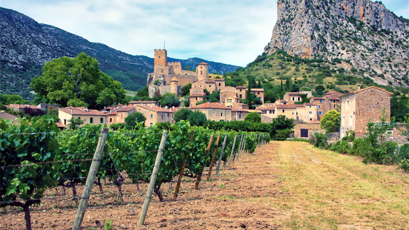 Languedoc-Roussillon is one of the top 10 wine travel destinations for 2020.