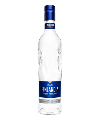 Finlandia is one of the best vodkas under $20