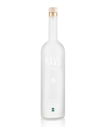 Råvo is one of the best vodkas under $20