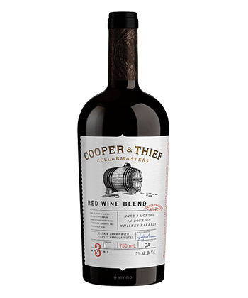 Cooper & Thief California Red Wine Blend is one of the most popular red blends in America