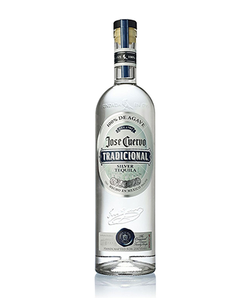 Jose Cuervo is one of the best cheap tequilas under $25.