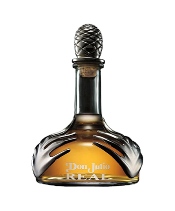 Don Julio Real is one of the 30 best tequilas of 2020.