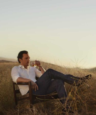 Matthew McConaughey Drinks Bourbon Neat, on the Rocks, or While Duck Hunting