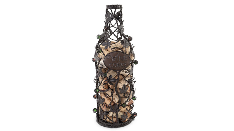 Best Grapevine Wine Bottle Cork Cage