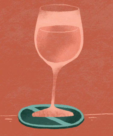 Ask Adam: Is It True You Shouldn't Use Coasters With Wine Glasses?