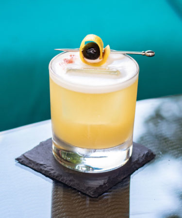 The Whiskey Sour Recipe