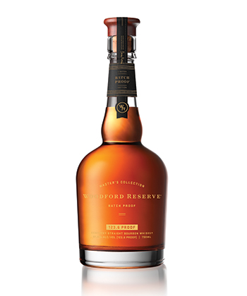 Woodford Reserve Master's Collection is one of fall's best limited-release whiskies